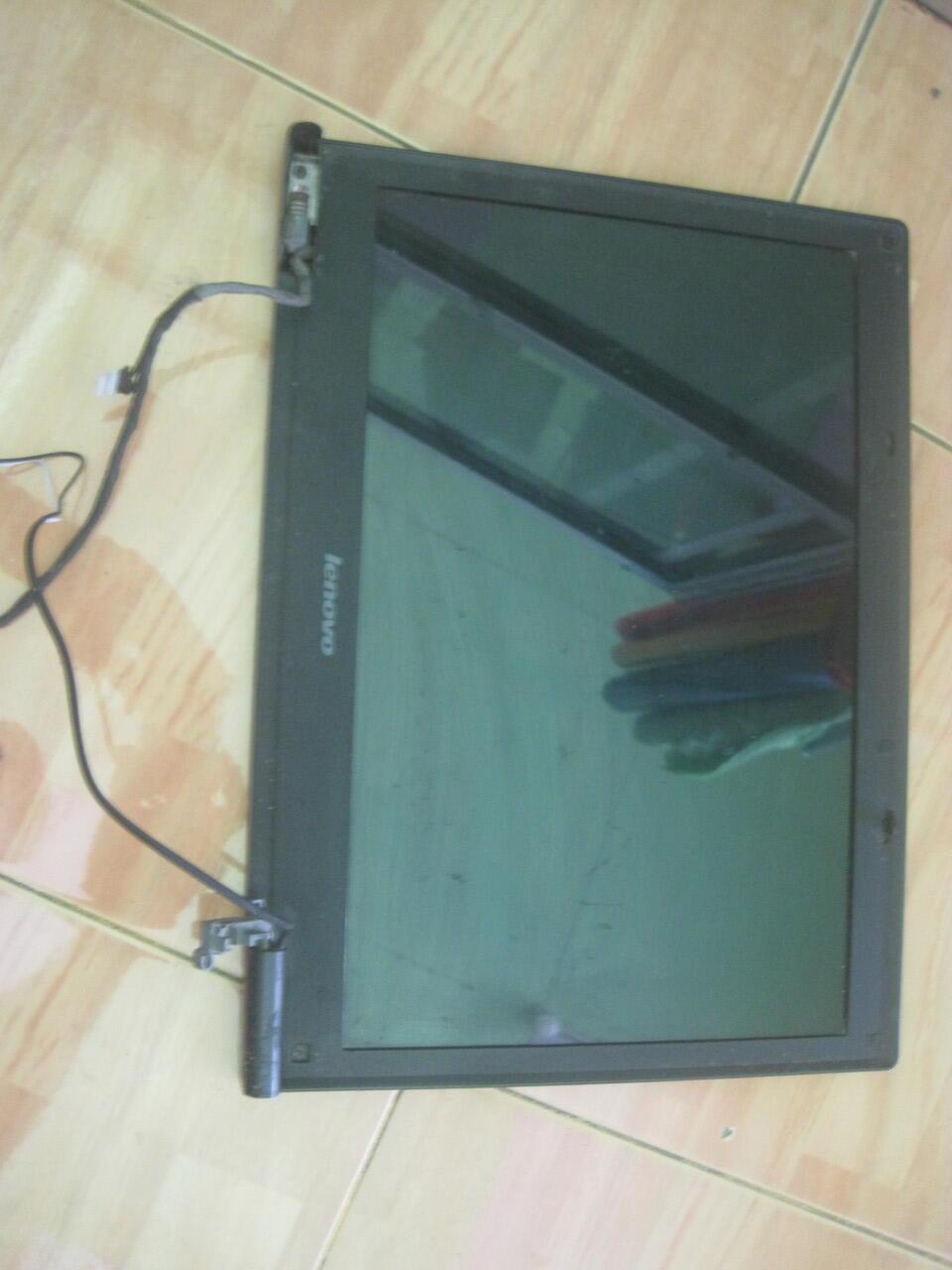 Apa adanya, Bangkai - LAptop Lenovo 3000 G400