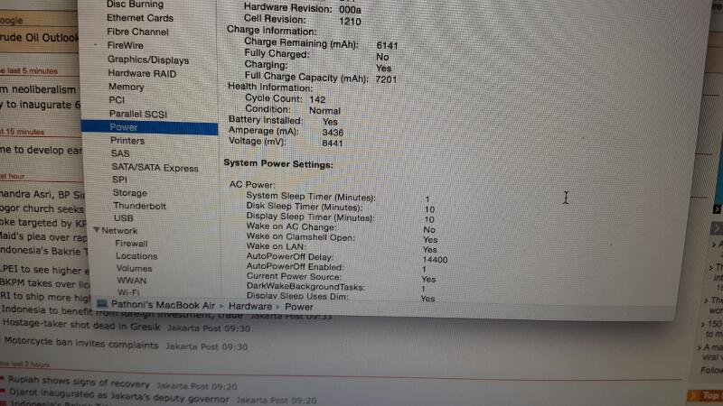 """MacBook Air 13"""" mid 2013 Haswell"""