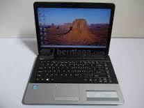 ACER ASPIRE E1-471 CORE I3 RAM 2GB HDD 500GB MULUSS
