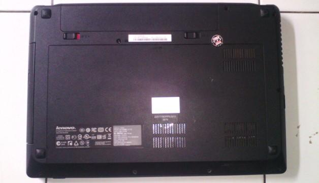 Laptop Lenovo G480 Core i3 Dual VGA Gaming Segel