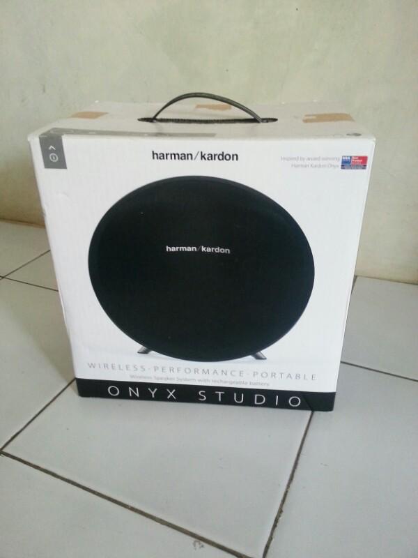 Speaker Onix Harman Kardon New - Murah mas brooo....