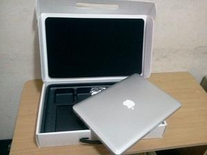APPLE MACBOOK PRO 8.1 MC700 MID 2011 (SECOND) 13'3″ FULLSET DUS