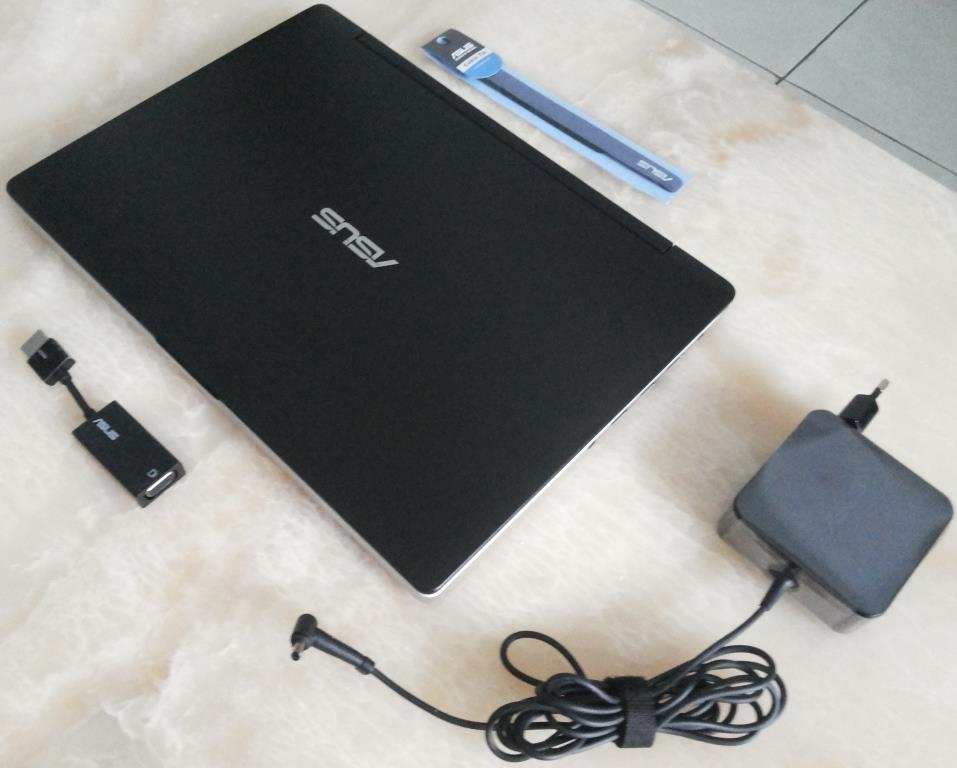 [NOTEBOOK] ASUS Transformer Book TP300LD - Haswell with Touchscreen and GeForce 820M