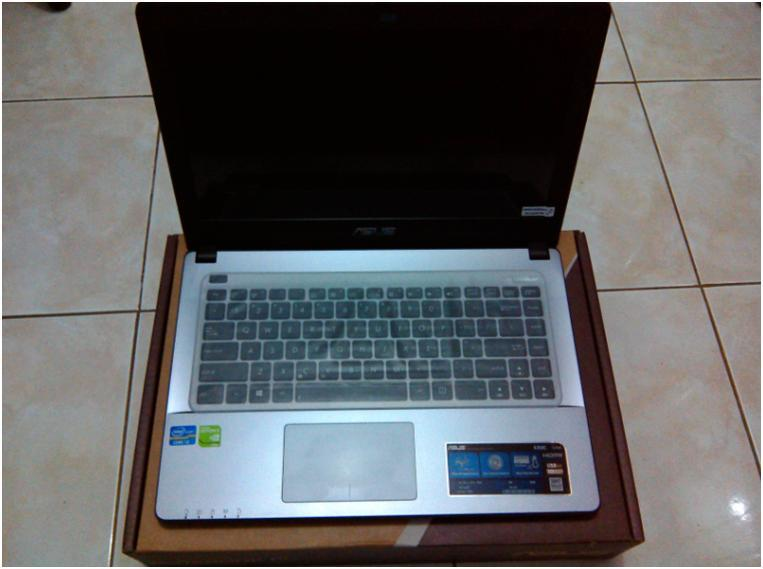 Jual Laptop ASUS X450C Second