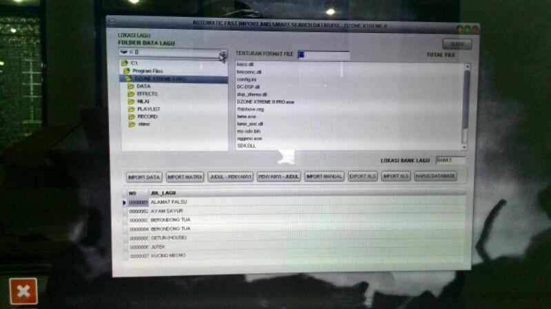 jasa isi hardisk dvd lagu video karaoke software dzone surabaya