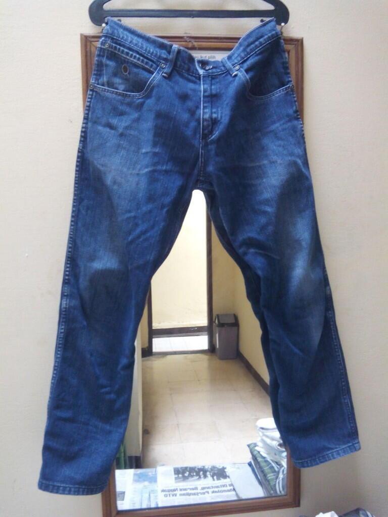 Terjual (bongkar-bongkar) celana jeans 2nd wrangler 6735ca29e4
