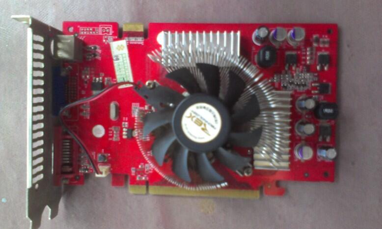 nividia quadro fx3450 dan 7600gs semarang