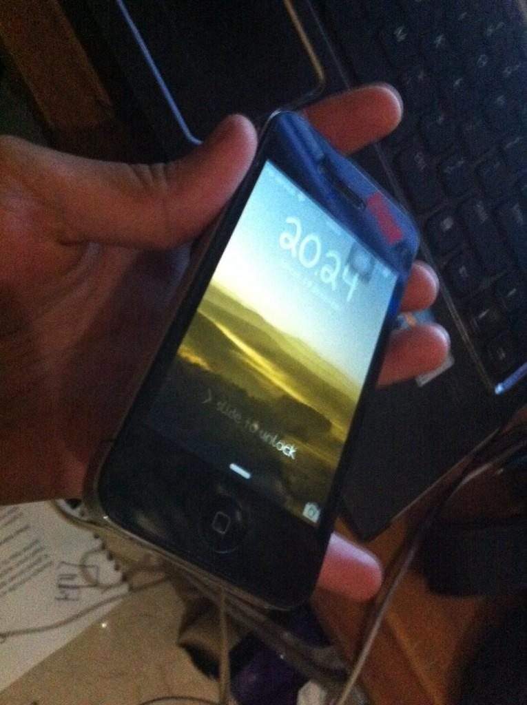 WTS IPhone 4 16Gb Black Mulus Bandung BU Bypass