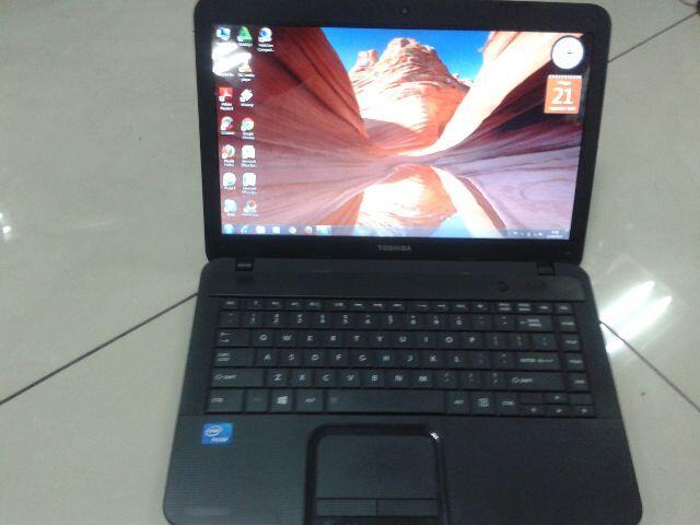 Laptop toshiba satellite c800-dualcore-cod bogor