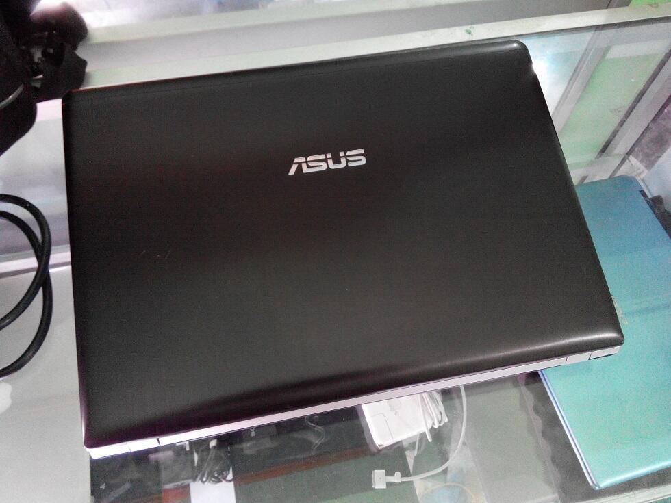 LAPTOP GAMING ASUS N46VZ CORE i5 NVIDIA 650M || SURABAYA