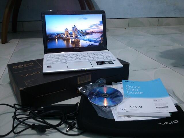 Sony Vaio Sve11135cvw