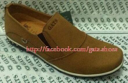 Terjual Sepatu Kulit GATS Original