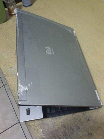 NOTEBOOK HP ELITBOOOK 6930P LAYAR 13INCH CORE2DUO RAM 2GB HDD 80GB DVDRW