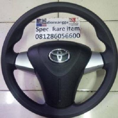 Stir toyota etios plus airbag