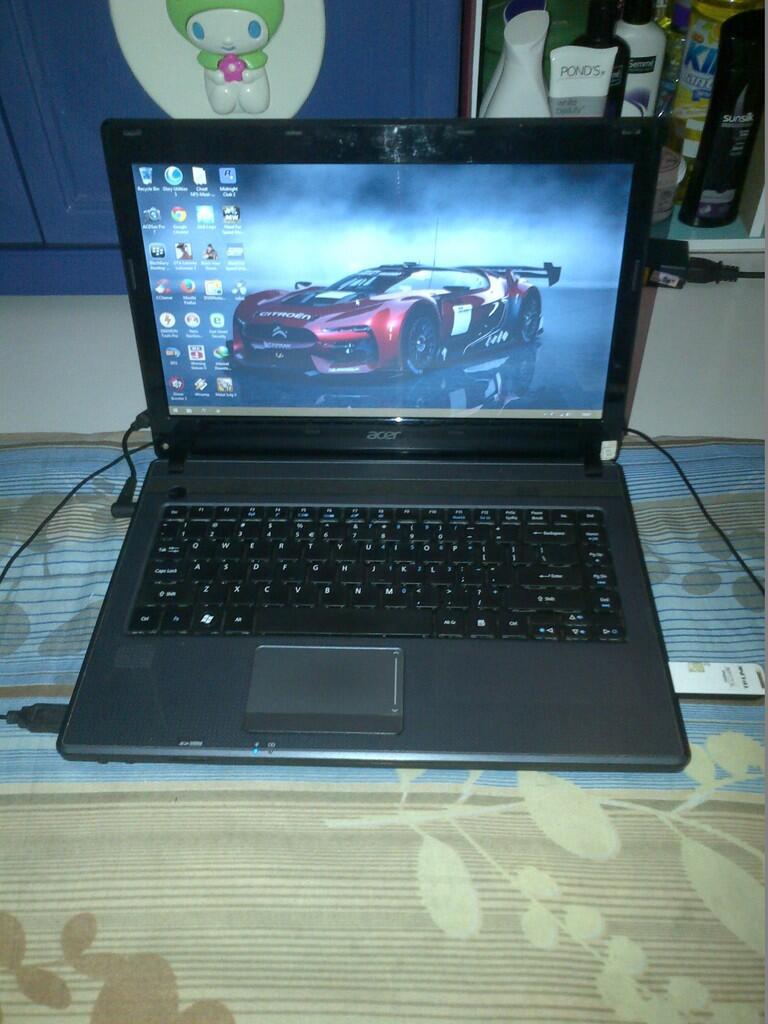 Jual Laptop Acer Aspire 4749Z Core i5 VGA 1GB