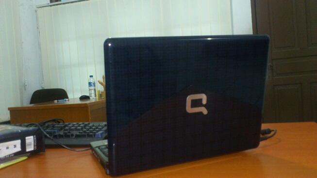 Compaq CQ20 - 320TU [Intel Core2Duo T6400 2.0GHz / DDR2 2GB] [Pekanbaru]