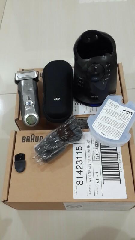 Braun shaver series 7 - 790cc-4