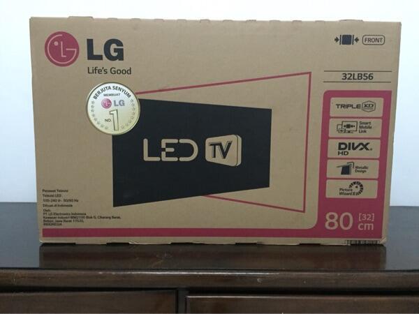 LED LG 32 inch LB563D