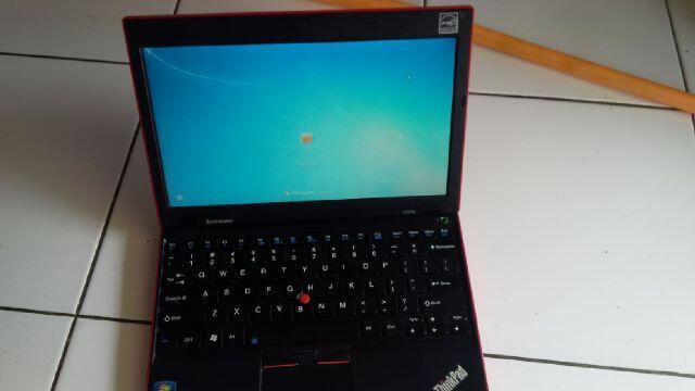 Netbook gaming Lenovo thinkpad X120E E350/2GB/320gb hd6310 11'6 1,8jt bandung