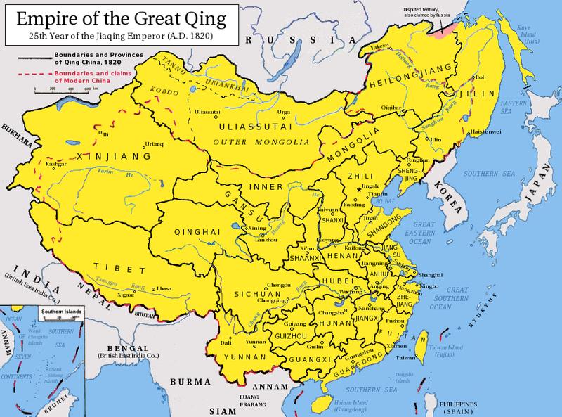 10 Kerajaan Terbesar Dunia Dalam Sejarah