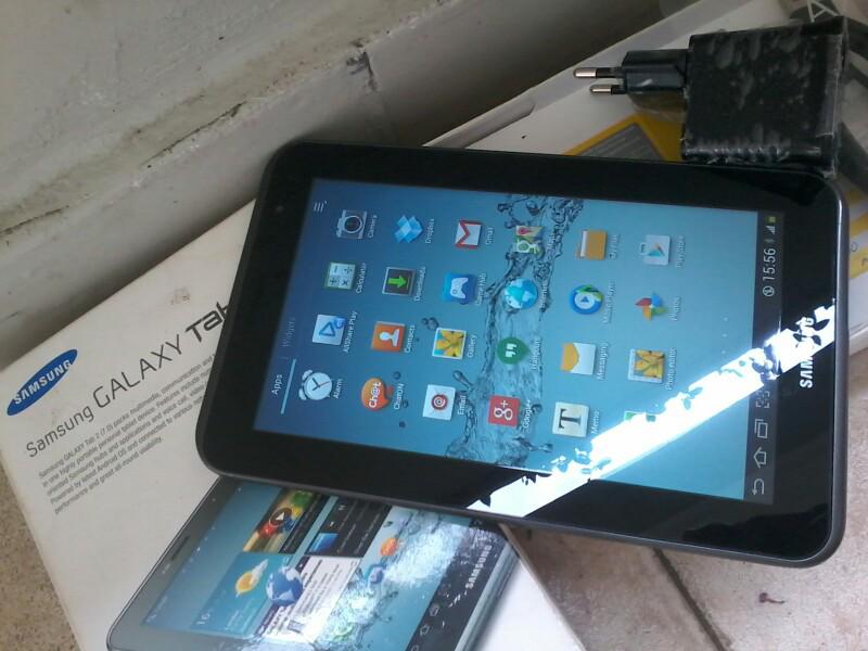 Samsung Galaxy Tab 2 Like new Fullset BU