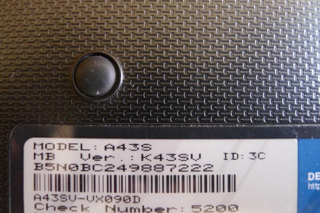 Gaming Asus A43SV Core i5 Sandybride vga nvidia GT540 128bit 2GB dedicated