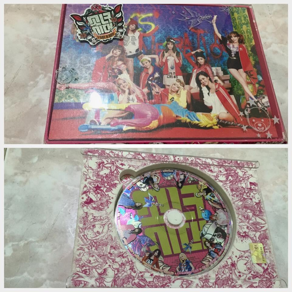 WTS SNSD/GIRLS GENERATION ALBUM MURAH!!!!