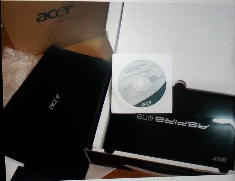 JUAL NOTE BOOK ACER ASPIRE ONE