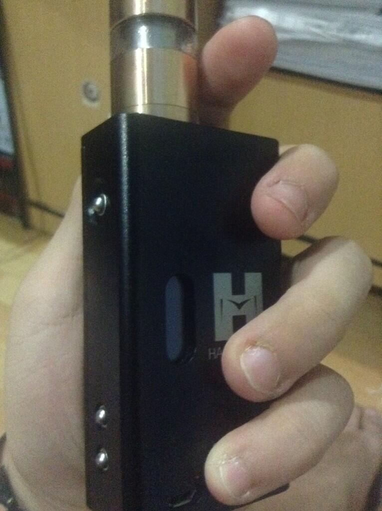 WTS vape / vapor Hanamodz by Cloupor + Kayfun Lite Plus v2 by Ehpro