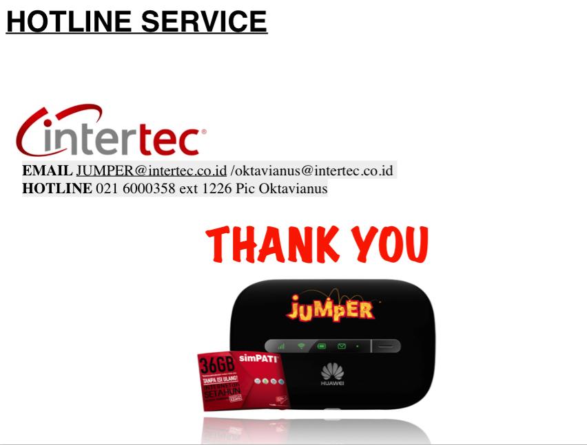 [REVIEW & DISKUSI] JUMPER HUAWEI (TELKOMSEL 36GB 1thn FREE MIFI E5330)