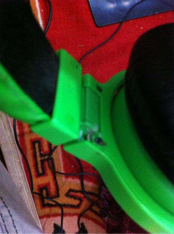 Headset Razer Kraken Pro (COD MALANG)