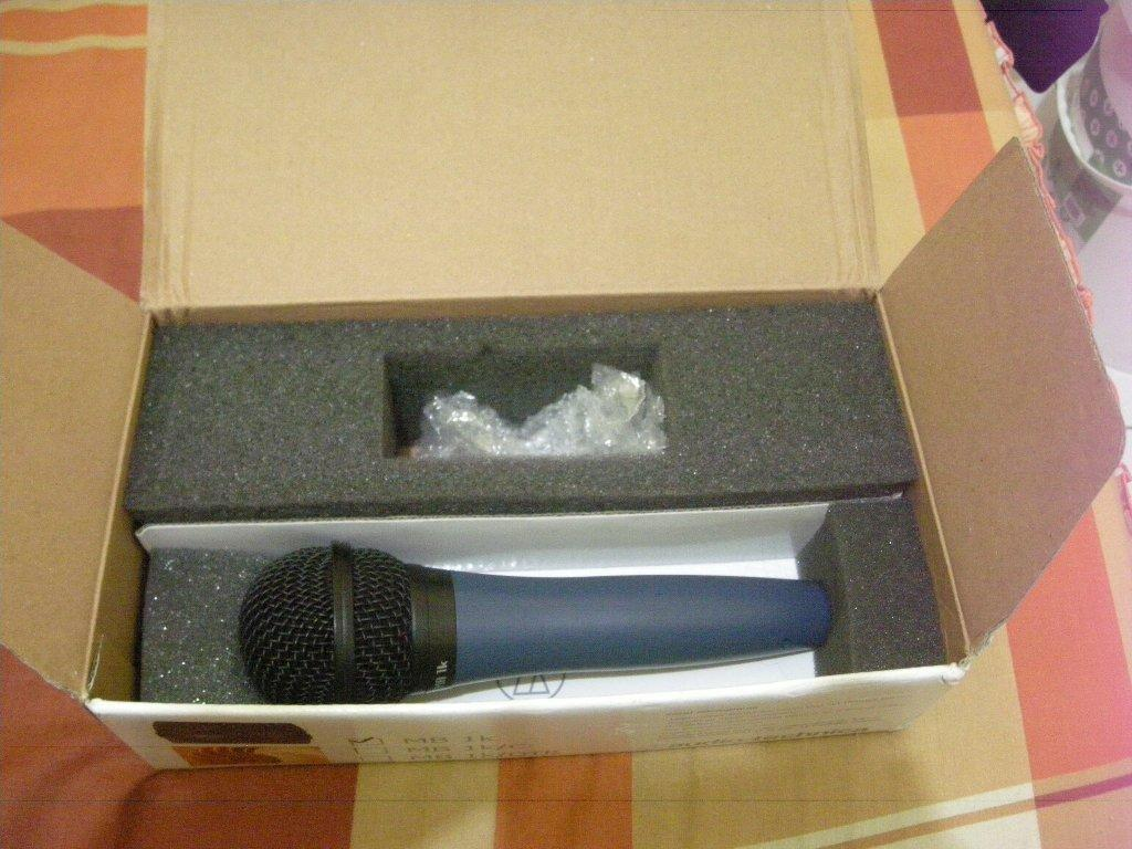 Dinamic Microphone ATH MB1k