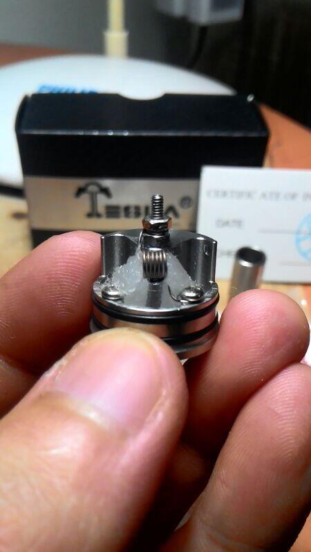 Veritas RDA Copper Rare By Tesla Super Mulus, Include Driptip