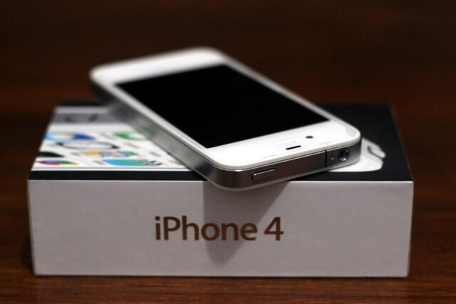 Terjual ···  WTS  Iphone 4 8gb White Fulset Original Garansi ... 45b3373db3