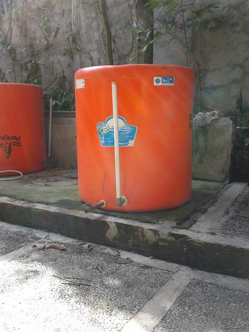 Jual Kolam Ikan Plastik Daerah Tangerang dan Sekitarnya