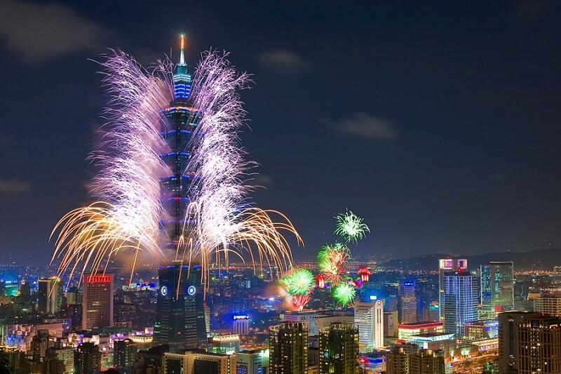 Perayaan Tahun Baru di Berbagai Negara di Dunia