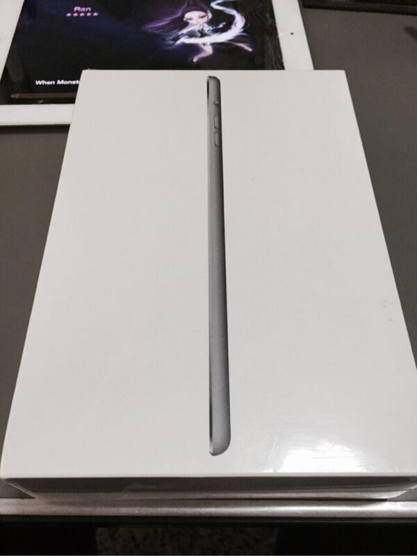 ipad mini 3 grey 64