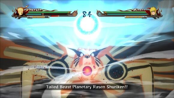 JUAL GAME NARUTO SHIPPUDEN ULTIMATE NINJA STORM REVOLUTION (PC) !!!!