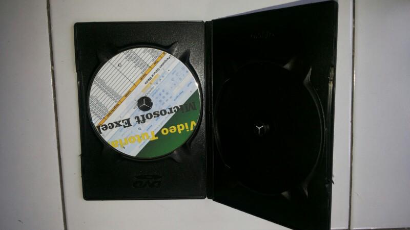 CD Tutorial Microsoft exel