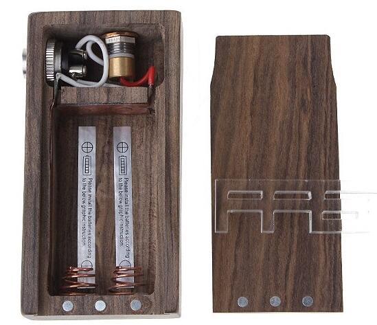 [Preorder] Mechanical Mod Box (Wood/Acrylic/Plastik)