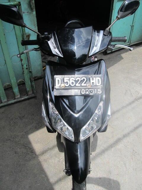 Honda Vario CW 2010 Murah