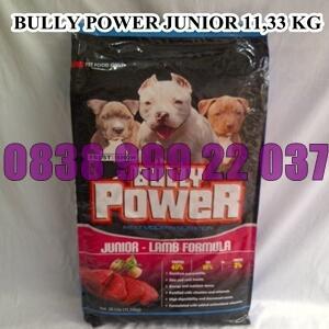 Jual Dog Food Bully Power Murah Jakarta Tangerang Bisa Kirim Luar Pulau