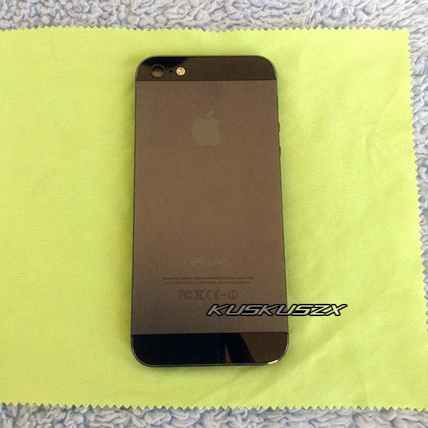 Iphone 5 32gb (black/slate) cod Bogor kota