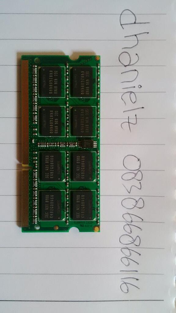 Sodimm RAM DDR3L VGEN 4GB PC12800 1.35v
