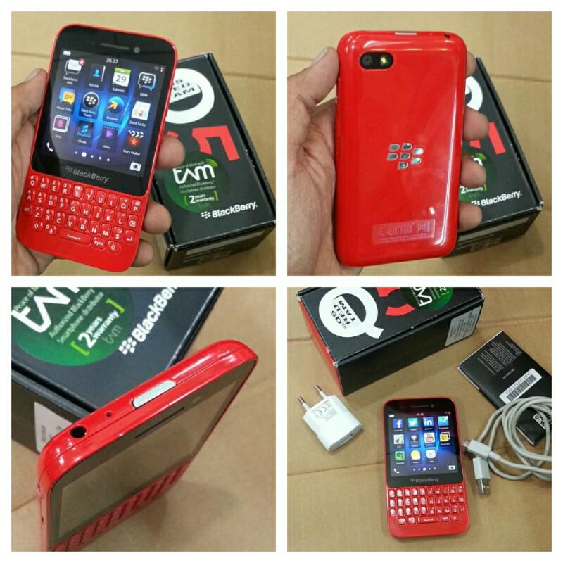 Blackberry Q5 TAM di Bandung