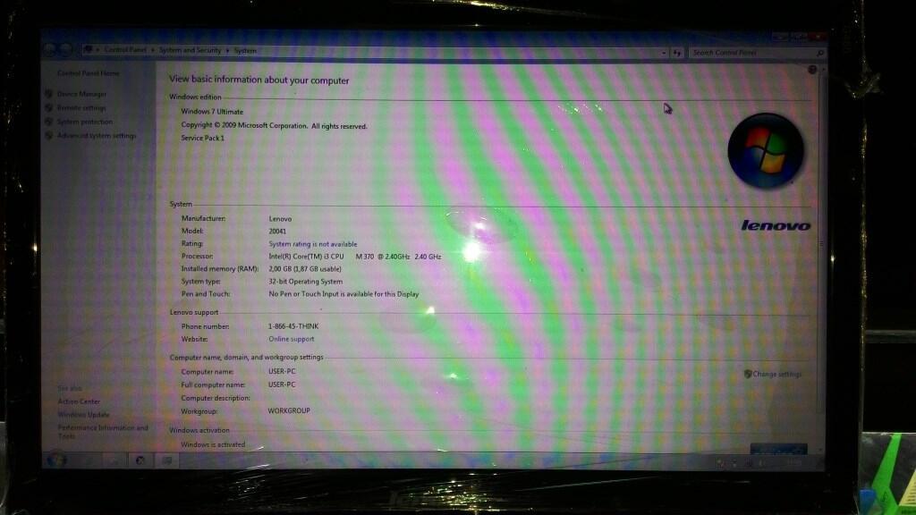 Compaq i5, Lenovo i3, HP Amd Touchscreen win 8 MURAH...3 jtan
