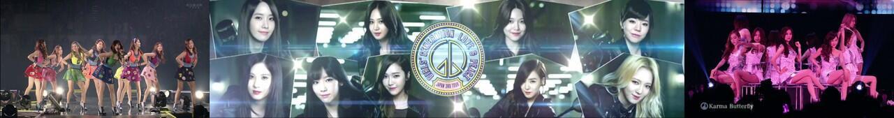 ~ Jual DVD Girls' Generation SNSD LOVE & PEACE~ 3rd Japan Tour 2014 ~