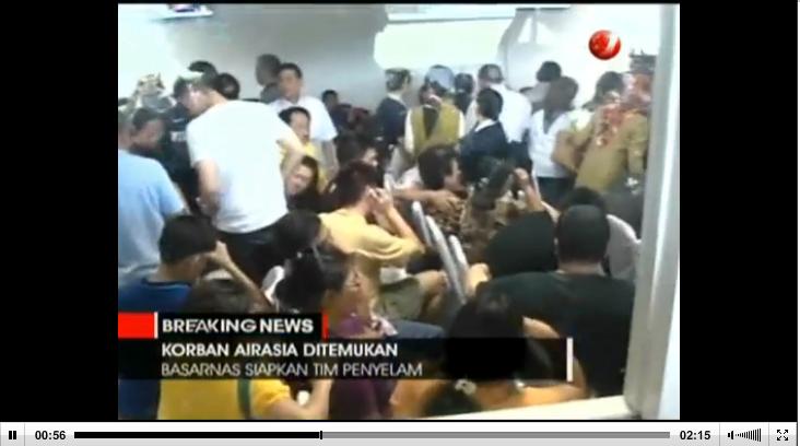 Air Asia QZ8501 Ditemukan