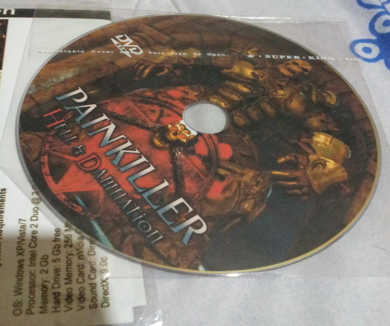DVD PC Games