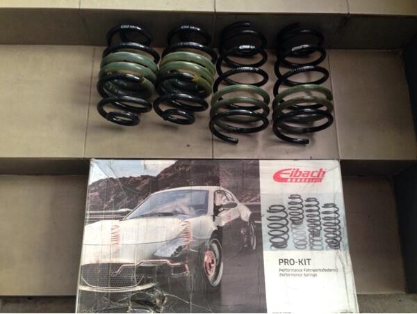 Eibach Prokit untuk Toyota Rush / Daihatsu Terios